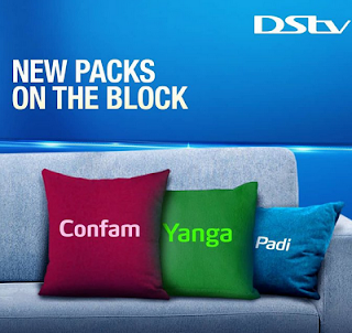 Dstv New Pack