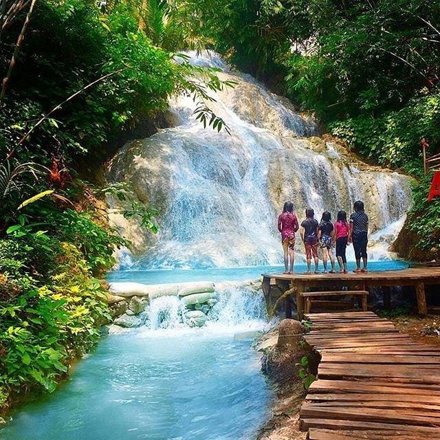 Wisata alam jogja - Air terjun Gedad