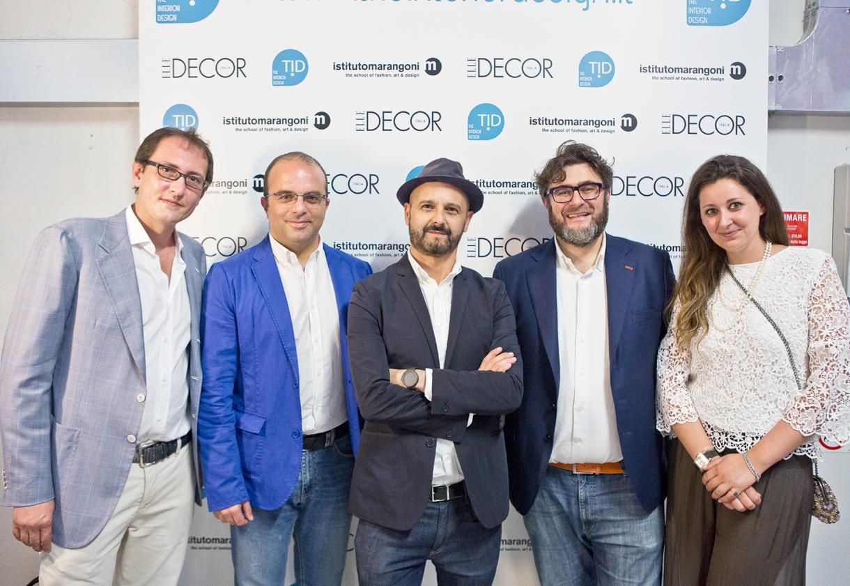 Tid party un grande successo nel nome della creativit for Interior design italiani