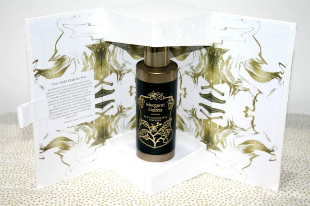 Margaret Dabbs Pure Gold Elixir For Feet