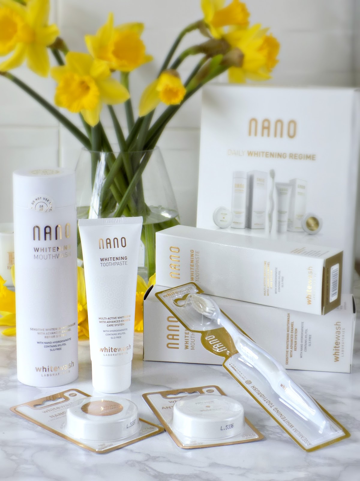 Whitewash Nano Whitening Kit
