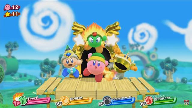 E3 2017: Novo jogo de Kirby é anunciado para Switch