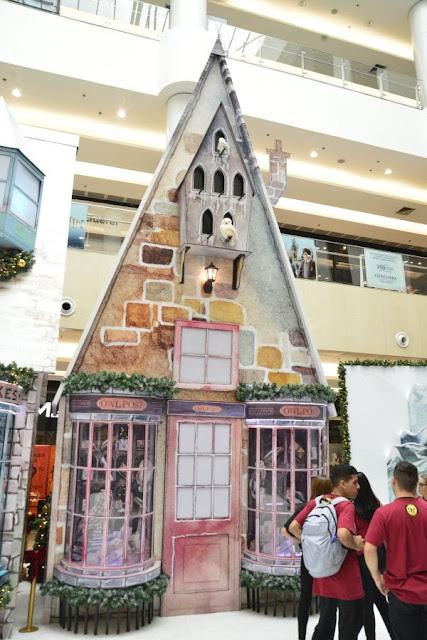 Já foi conferir a decoração de Natal inspirada em 'Harry Potter' no Complexo Tatuapé? | Ordem da Fênix Brasileira