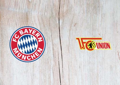 Bayern München vs Union Berlin Full Match & Highlights 26 October 2019