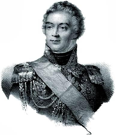Louis-Alexandre Berthier, litografía sin fecha.