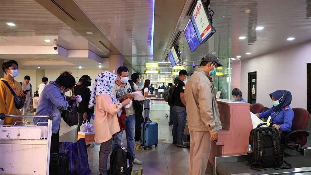 Pada November 2020, Pergerakan LLAU di Bandar Udara Internasional Hang Nadim Batam Mengalami Kenaikan