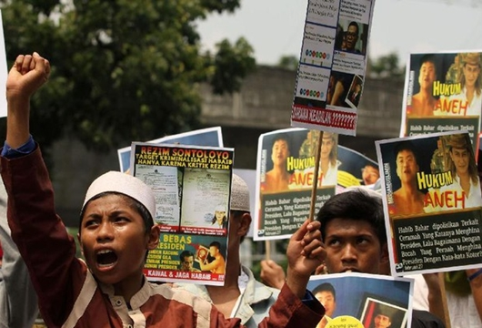 Habib Bahar Khawatir Murid-muridnya Tak Terima Lantas Kepung Kantor Polisi