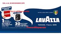 Logo Lavazza ''Arreda la tua casa'' : vinci macchine da caffè e buono Scavolini da 10.000€
