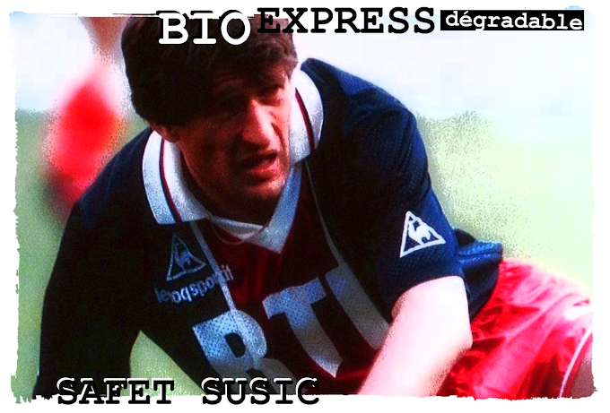 BIO EXPRESS DEGRADABLE. Safet Sušić.