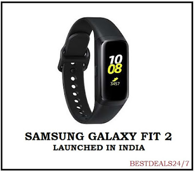 Samsung Galaxy Fit 2 Launched in India