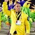 Tuiuti renova com o mestre Ricardinho para o carnaval de 2017