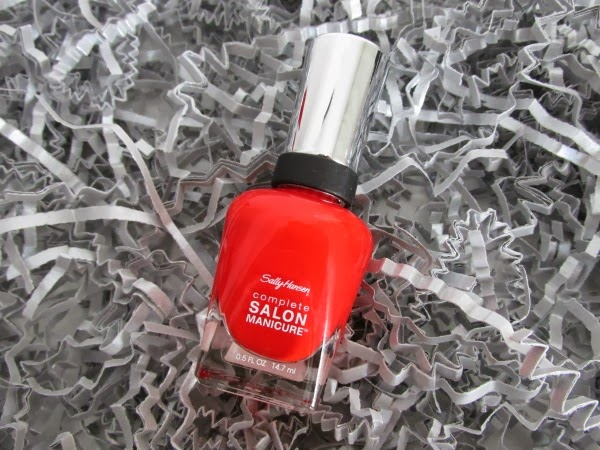 Sally Hansen Nagellack in 550 All Fired Up