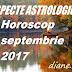 Aspecte astrologice în horoscopul septembrie 2017