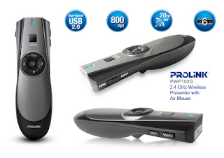 pointer prolink bali