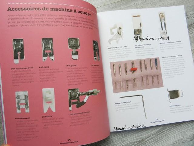 || Coudre à la machine - Le b.a.-ba pour débuter en couture (Présentation & Avis)