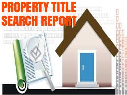 Property-Title-Search-Report