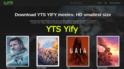 YTS Hindi Movies Download - Yify Movies Torrent Website