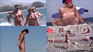Nude Euro Beaches 2018. Part 18.