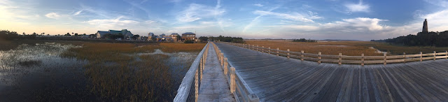 Bald Head Island North Carolina Boardwalk