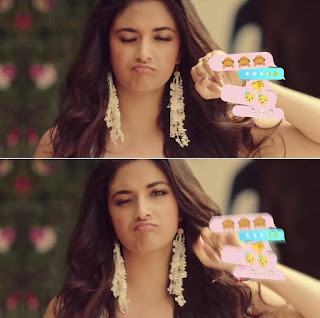 Keerthy Suresh with Cute and Lovely Expressions in Reliance Trends Ad
