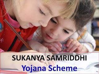 Sukanya Samriddhi Yojana Scheme Benefits