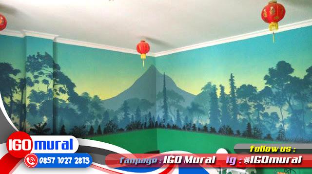 biaya pembuatan mural, harga jasa mural, harga mural per meter, harga lukis dinding per meter, harga lukis tembok