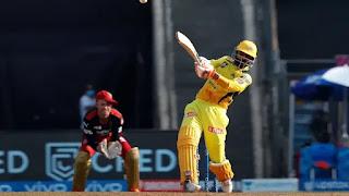 CSK vs RCB 19th Match IPL 2021 Highlights
