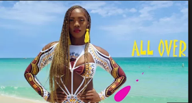 All Over Video by Tiwa Savage
