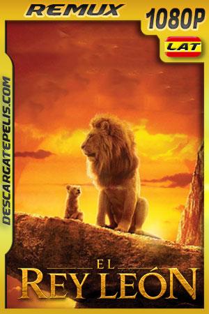 El rey león (2019) 1080p BDRemux Latino – Ingles