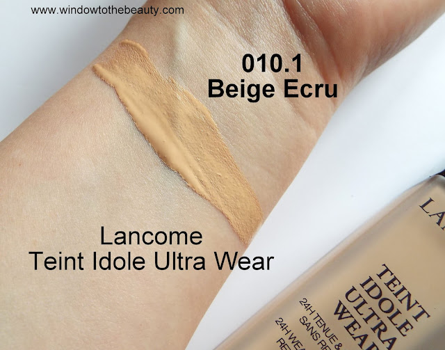 Lancome Teint Idole Ultra odcień 010.1 beige ecru