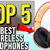 Top  5 Best headphones In India.