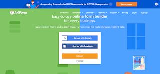 Blogger में Contact Form Widget कैसे लगाये 2020