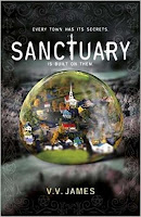 Sanctuary by V.V. James cover