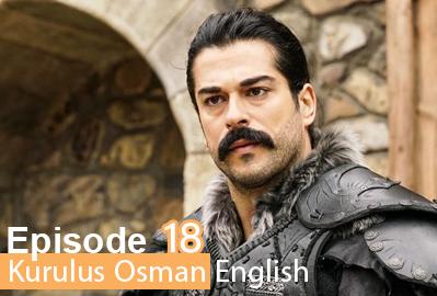 episode 18 from Kurulus Osman