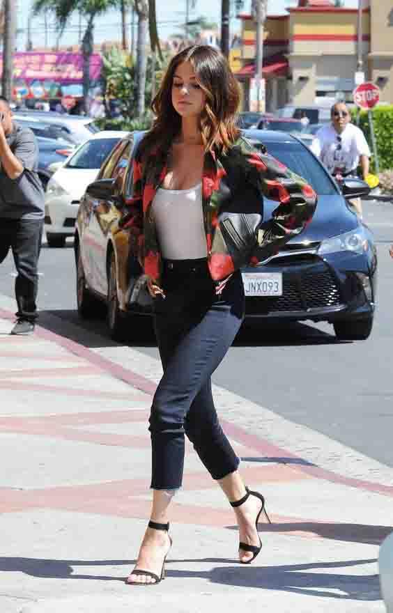 8 looks para roubar de Selena Gomez