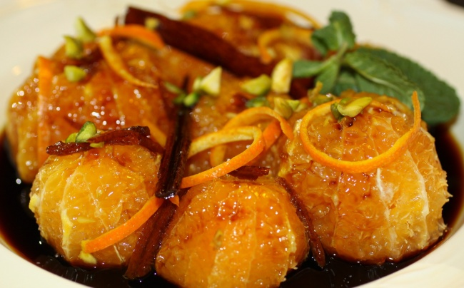 7 gorgeous tangerine desserts