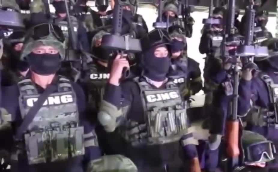 """Va CJNG por el control del CDS; """"El Mecho"""" se lanza a la caza de """"Los Chapitos"""", reagrupa el Escuadrón de la Muerte de """"Los 28"""""""