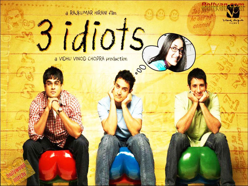 3 Idiots Movie