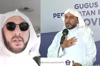 Profil Lengkap Syekh Ali Jaber