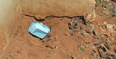 Woman Buries Her Baby Alive In Kaduna