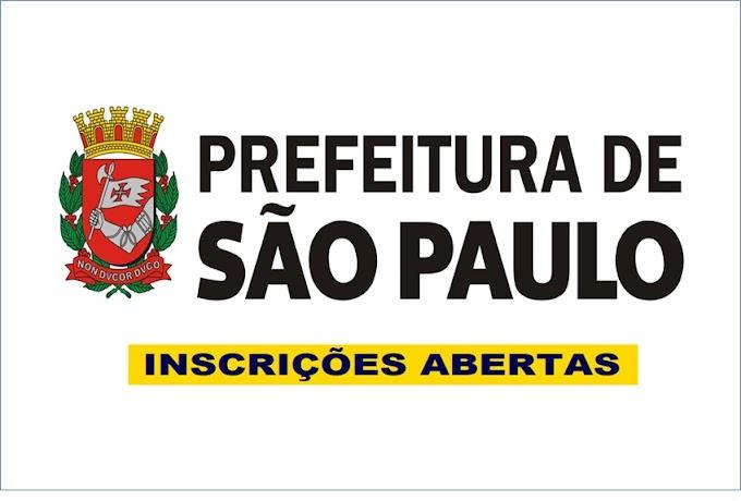 Prefeitura de São Paulo tem Processo Seletivo aberto com 3000 vagas. Saiba Mais