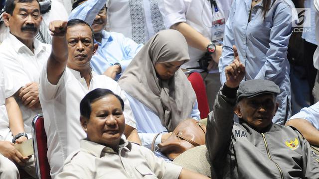 Pengamat Yakin Prabowo Dijatahi Menhan, Panglima TNI dan Wantimpres