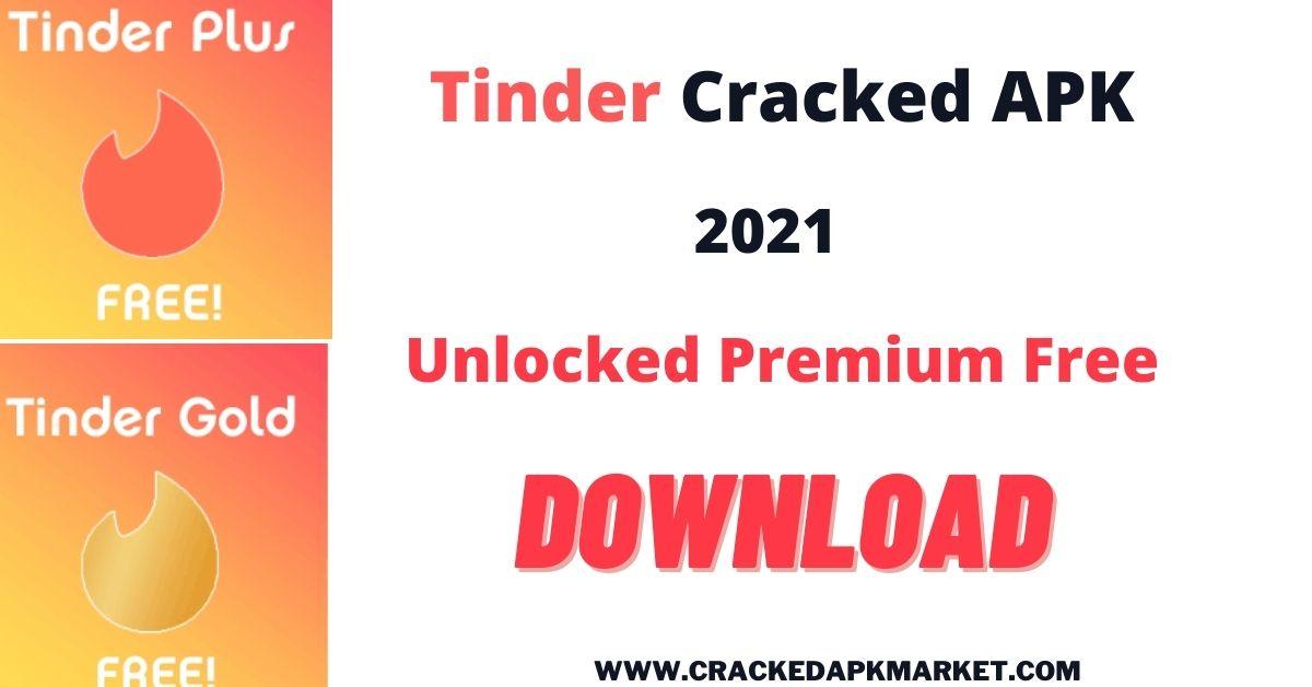 Tinder plus cracked apk