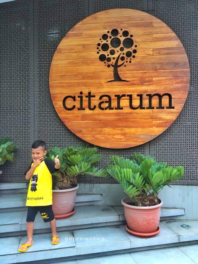 Pengalaman Menginap di Hotel Citarum Bandung - Hotel Dekat Gedung Sate