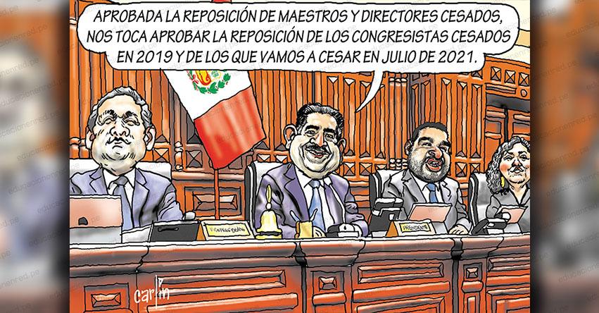 Carlincaturas Sábado 17 Octubre 2020 - La República