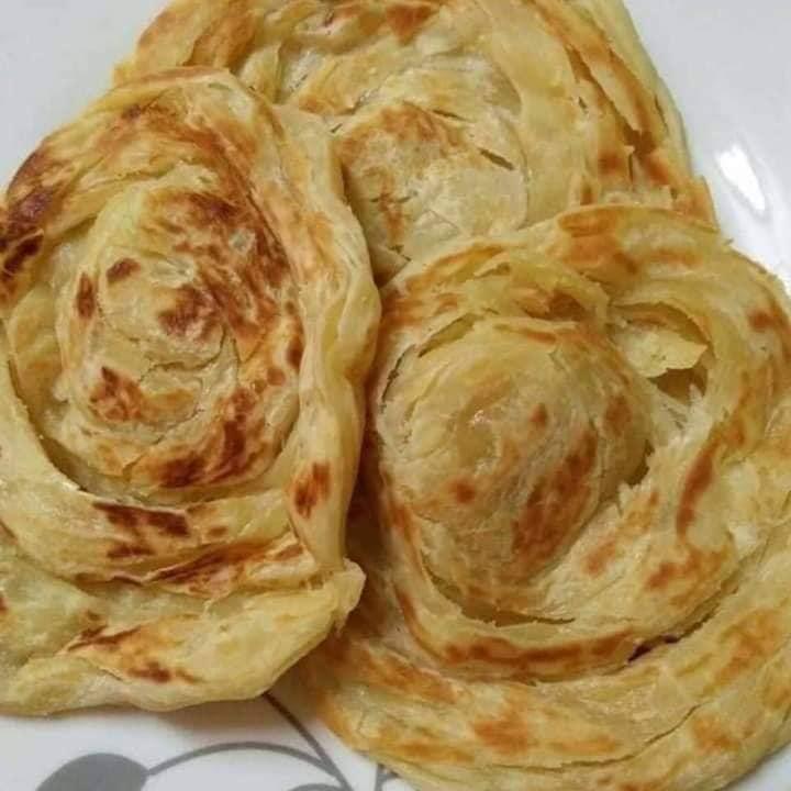 Resepi Roti Canai Homemade