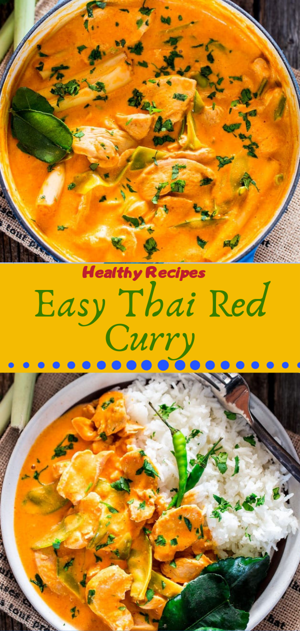 Healthy Recipes | Easy Thai Red Curry, Healthy Recipes For Weight Loss, Healthy Recipes Quick, Healthy Recipes For College Students, Healthy Recipes Slow Cooker, Healthy Recipes With Calories, Healthy Recipes For Pregnancy, Healthy Recipes For 2, Healthy Recipes Wraps, Healthy Recipes Yummy, Healthy Recipes Super, Healthy Recipes Best, Healthy Recipes For The Week, Healthy Recipes Casserole, Healthy Recipes Salmon, Healthy Recipes Tasty, Healthy Recipes Avocado, Healthy Recipes Quinoa, Healthy Recipes Cauliflower, Healthy Recipes Pork, Healthy Recipes Steak, Healthy Recipes For School, Healthy Recipes Slimming World, Healthy Recipes Fitness, Healthy Recipes Baking, Healthy Recipes Sweet, Healthy Recipes Indian, Healthy Recipes Summer, Healthy Recipes Vegetables, Healthy Recipes Diet, Healthy Recipes No Meat, Healthy Recipes Asian, Healthy Recipes On The Go, Healthy Recipes Fast, Healthy Recipes Ground Turkey, Healthy Recipes Rice, Healthy Recipes Mexican, Healthy Recipes Fruit, Healthy Recipes Tuna, Healthy Recipes Sides, Healthy Recipes Zucchini, Healthy Recipes Broccoli, Healthy Recipes Spinach,  #healthyrecipes #recipes #food #appetizers #dinner #easy #thai #curry