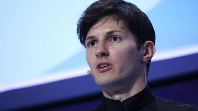 بافيل دوروف: لو كان جيف بيزوس يستخدم Telegram لما تم إختراقه
