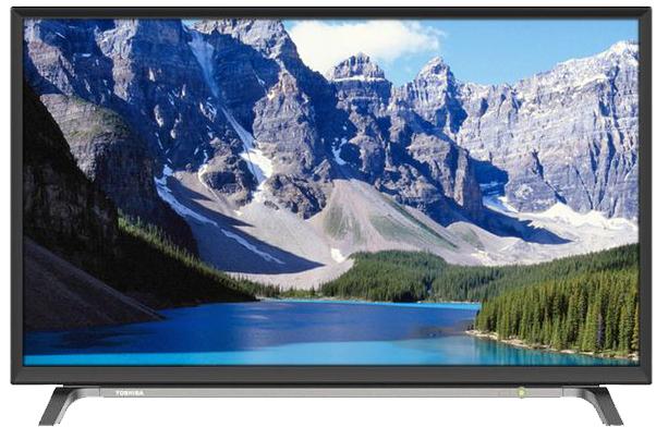تليفزيون توشيبا 32 بوصة ال إي دي عالي الدقة - 32L2600EA