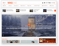 Elegant Pack - News WordPress Theme